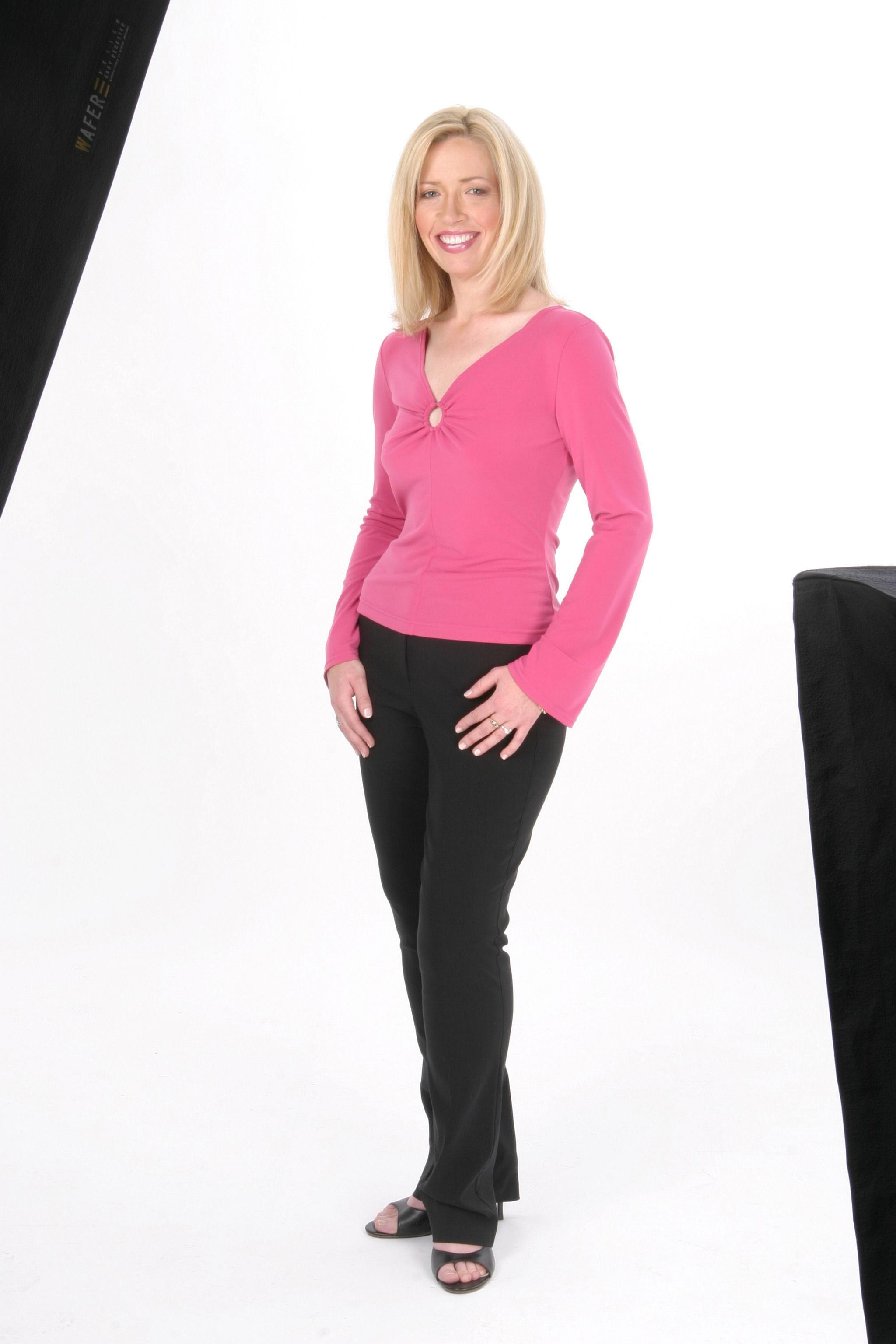 Sam hot pink shirt