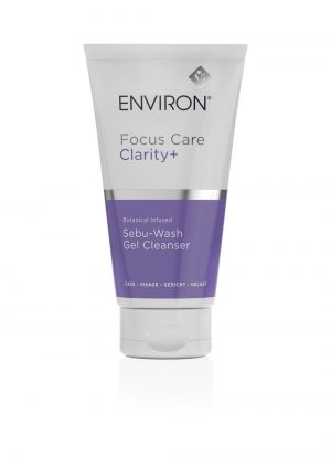Focus Care™ Clarity+ Botanical Infused Sebu-Wash Gel Cleanser