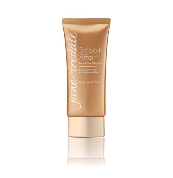 Smooth affair facial primer and brightener