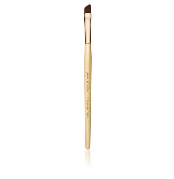 angle liner brow brush