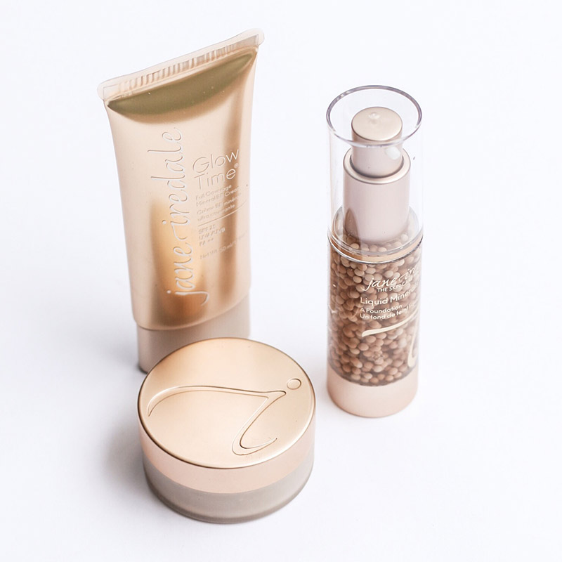 hydrating mineral foundations jane iredale